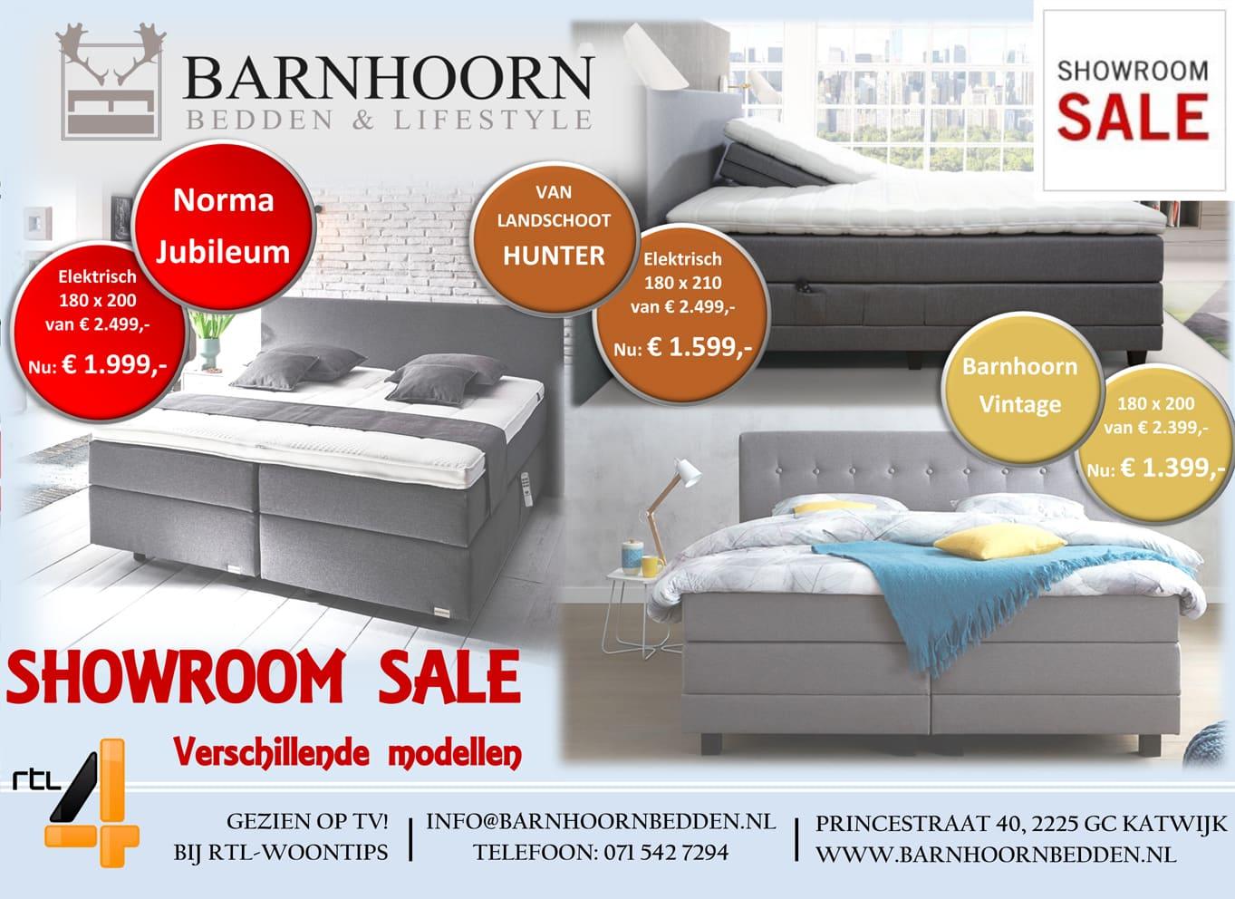 Showroom-verkoop