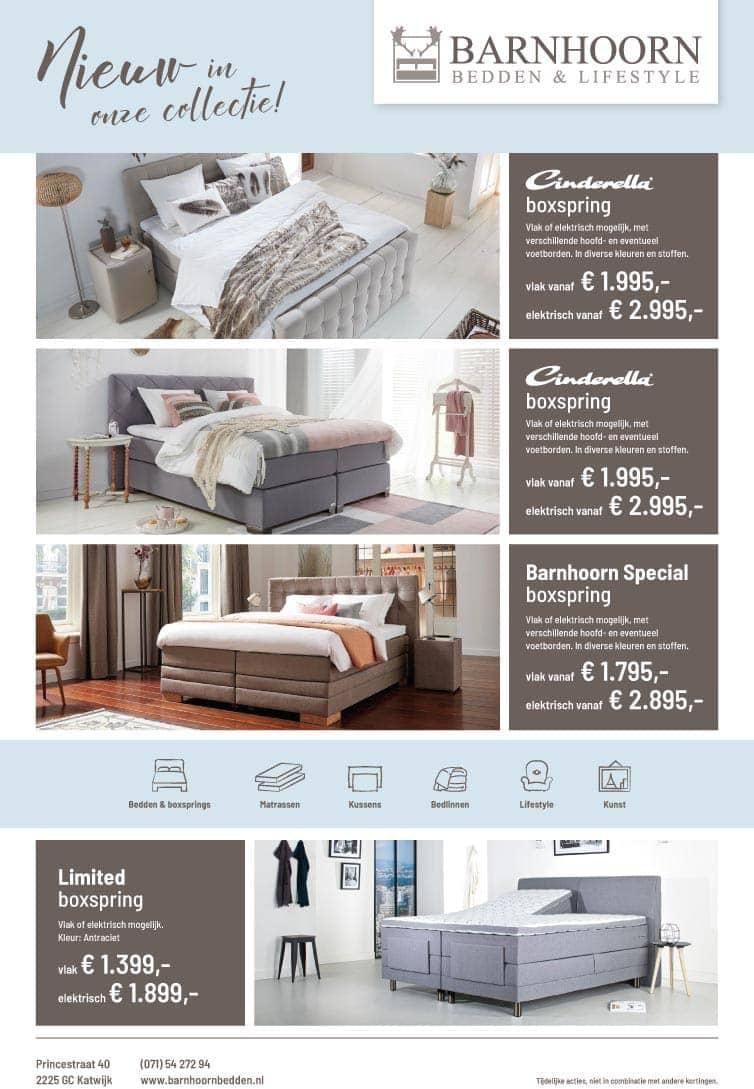 Advertentie herst 2018 Barnhoorn bedden & lifestyle